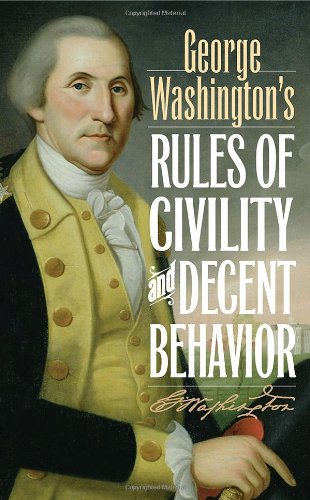 9781442222311: George Washington's Rules of Civility and Decent Behavior