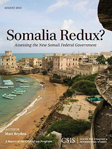 9781442225251: Somalia Redux?: Assessing the New Somali Federal Government (CSIS Reports)