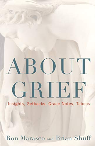 About Grief 9781442226166 About Grief is a refreshingly down-to-earth book about an issue that blindsides many people. Written in a warm and conversational way th