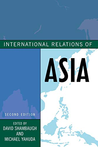 9781442226401: International Relations of Asia (Asia in World Politics)