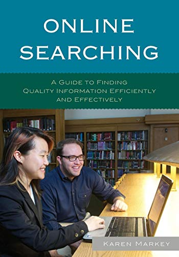 Online Searching 9781442238855 Online Searching is a complete guide for the aspiring expert searcher, explaining important online searching concepts and practices, demonstrating them visually in figures and videos, and inviting you to get hands-on practice by completing its end-of-the-chapter questions and comparing your online experiences with its suggested answers.