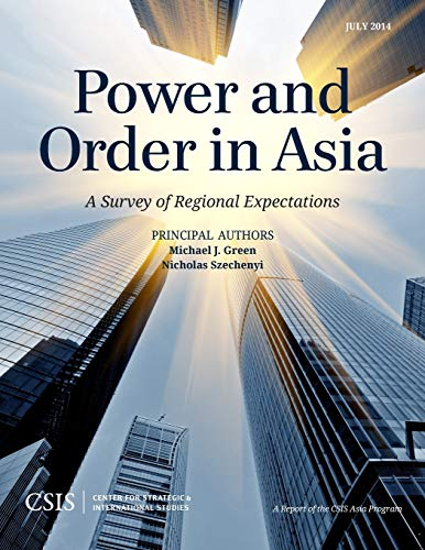 Power & Order in Asia a Survey of Reg Format: Paperback