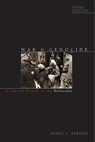 9781442242272: War and Genocide: A Concise History of the Holocaust (Critical Issues in World and International History)