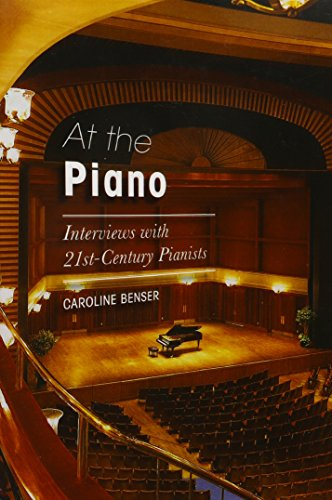 9781442244603: At the Piano: Interviews with 21st-Century Pianists