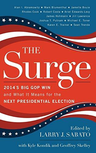 The Surge: Larry J. Sabato
