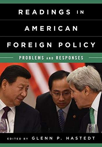 9781442249653: Readings in American Foreign Policy: Problems and Responses