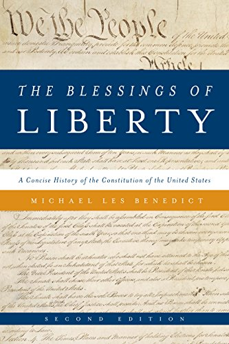 The Blessings of Liberty: A Concise History of the Constitution of the United States: Michael Les ...