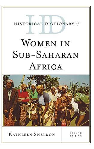 9781442262928: Historical Dictionary of Women in Sub-Saharan Africa (Historical Dictionaries of Women in the World)