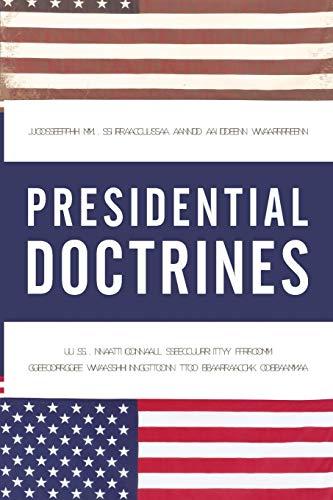 Presidential Doctrines Us Natipb