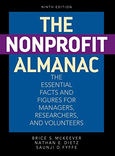 9781442275928: The Nonprofit Almanac: The Essential Facts and Figures for Managers, Researchers, and Volunteers (Urban Institute Press)