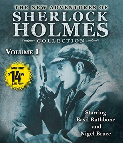 9781442300194: The New Adventures of Sherlock Holmes Collection Volume One