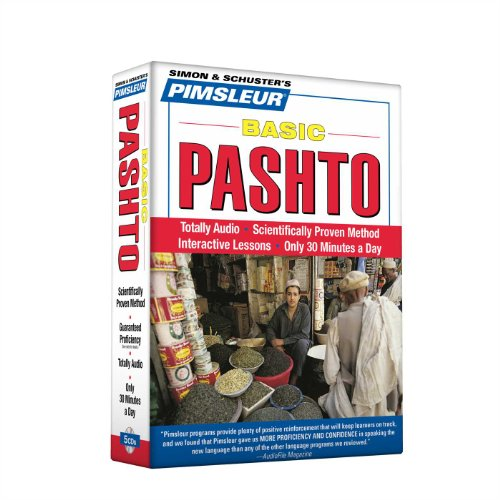 Pashto, Basic: Learn to Speak and Understand Pashto with Pimsleur Language Programs: Paul Pimsleur