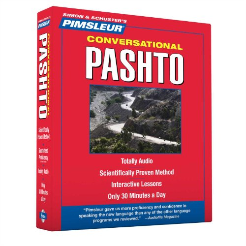 Pashto, Conversational: Learn to Speak and Understand Pashto with Pimsleur Language Programs: ...