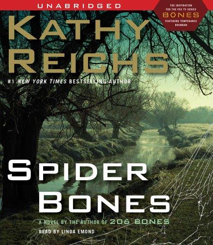 9781442304369: Spider Bones: A Novel (Temperance Brennan Novels)