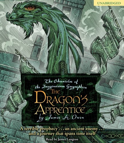 9781442334137: The Dragon's Apprentice (The Chronicles of the Imaginarium Geographica)