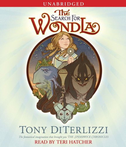 9781442334281: The Search for WondLa (Search for Wondla (Audio))