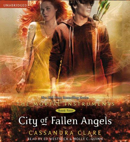 City of Fallen Angels (The Mortal Instruments): Clare, Cassandra