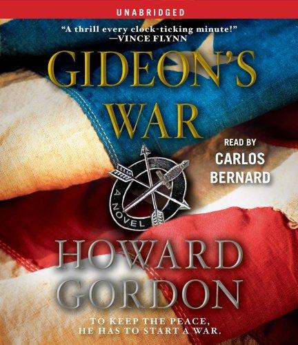 9781442335820: Gideon's War: A Novel