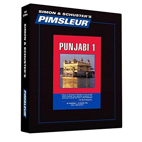 Punjabi, Comprehensive: Learn to Speak and Understand Punjabi with Pimsleur Language Programs: Paul...