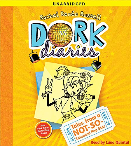 9781442340466: Dork Diaries 3: Tales from a Not-So-Talented Pop Star