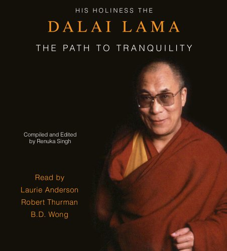 9781442343559: The Path to Tranquility (Reissue): Daily Meditations by the Dalai Lama