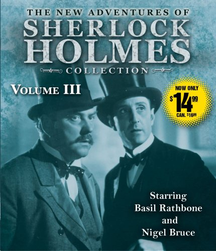 The New Adventures of Sherlock Holmes Collection Volume Three (1442345039) by Boucher, Anthony; Green, Denis