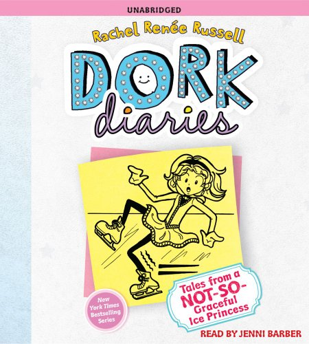 9781442345041: Dork Diaries 4: Tales from a Not-So-Graceful Ice Princess