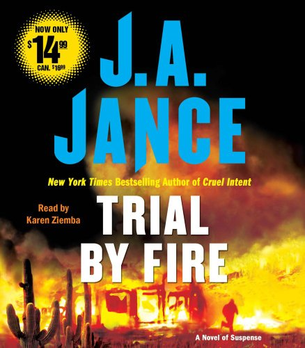 9781442346611: Trial By Fire: A Novel of Suspense