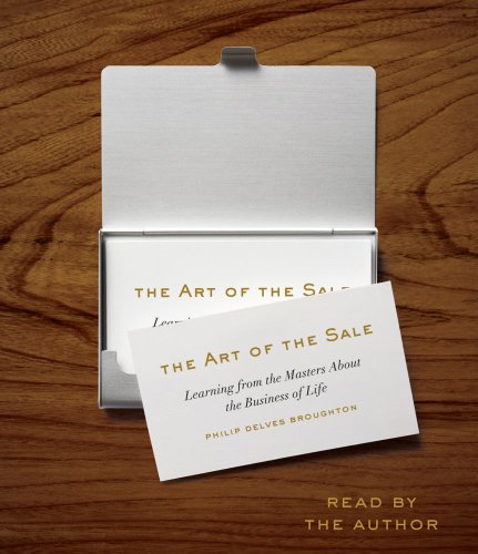 9781442347144: The Art of the Sale