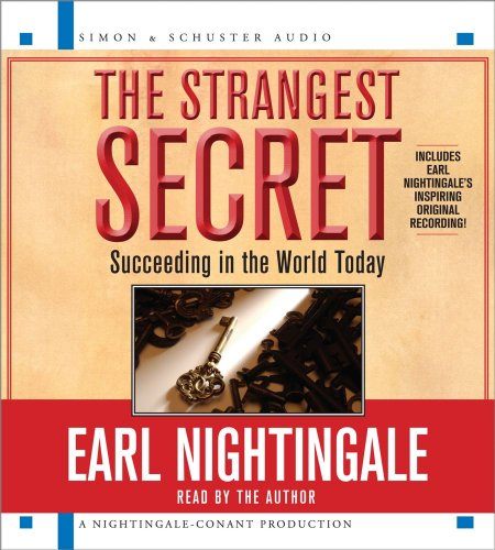 9781442348431: The Strangest Secret: For Succeeding in the World Today