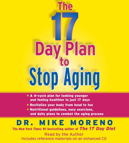 9781442349186: The 17 Day Plan to Stop Aging
