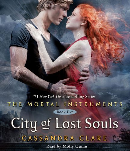 City of Lost Souls (Compact Disc): Cassandra Clare