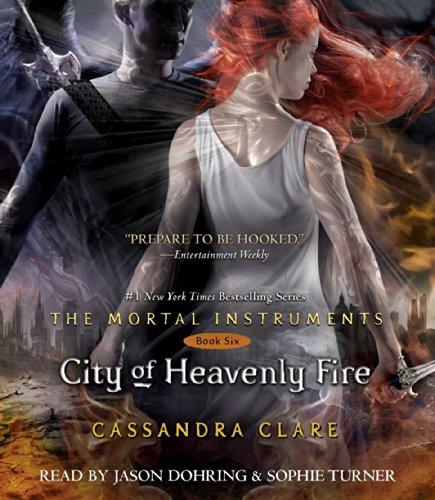 City of Heavenly Fire Format: