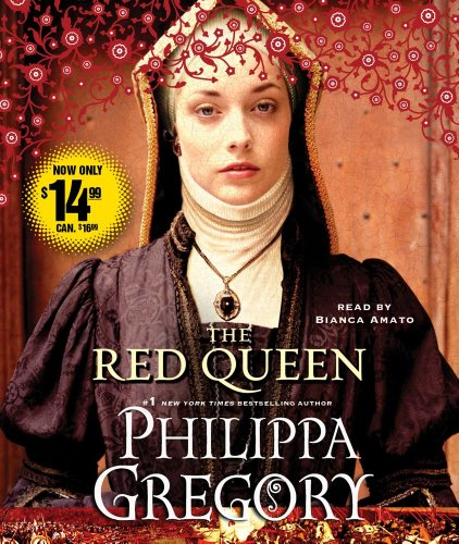 The Red Queen: Gregory, Philippa