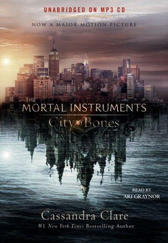 9781442362956: City of Bones: Movie Tie-In (The Mortal Instruments)