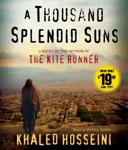 A Thousand Splendid Suns: Hosseini, Khaled