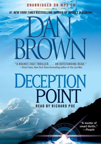 Deception Point (MP3 CD): Dan Brown
