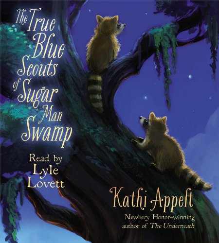 9781442366121: The True Blue Scouts of Sugar Man Swamp