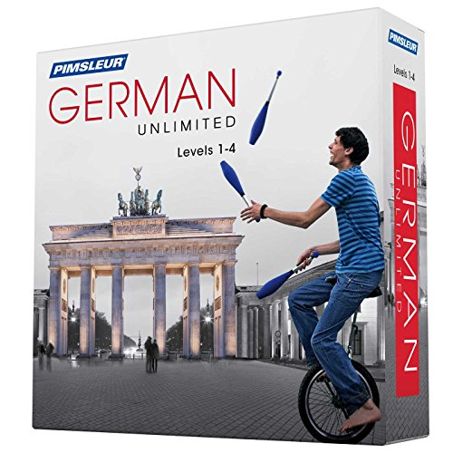 Pimsleur German Levels 1-4 Unlimited Software: Pimsleur. the Art of Conversation. Down to a Science...