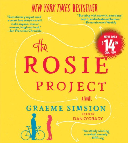 9781442370906: The Rosie Project: A Novel