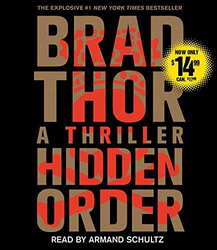 Hidden Order: A Thriller: Thor, Brad