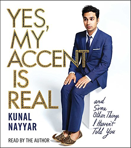 9781442371286: Yes, My Accent Is Real