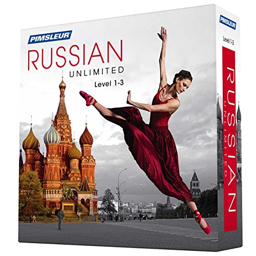 9781442381841: Pimsleur Russian Levels 1-3 Unlimited Software: Experience the Method That Changed Language Learning Forever - Learn to Speak, Read, and Understand Russian