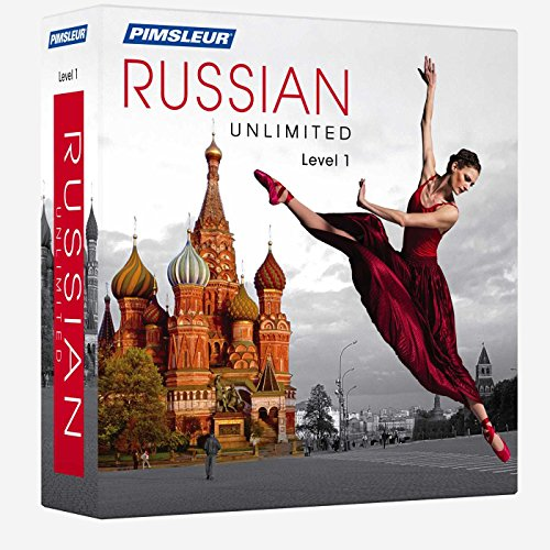 Pimsleur Russian Unlimited Level 1 (Pimsleur Unlimited)