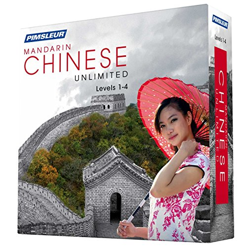 9781442383265: Pimsleur Chinese (Mandarin) Levels 1-4 Unlimited Software: Pimsleur. The Art of Conversation. Down to a Science. (Pimsleur Unlimited) (English and Portuguese Edition)