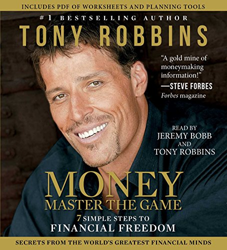 MONEY Master the Game 7 Simple Steps to Financial Freedom
