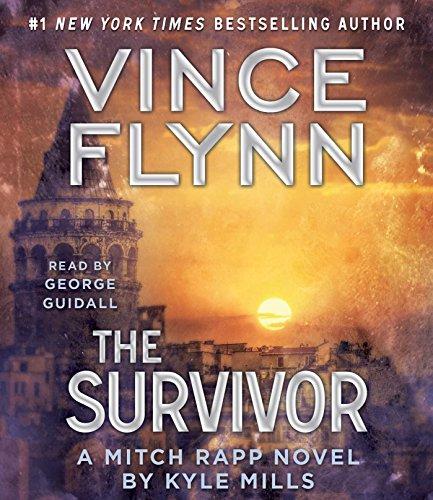 Survivor: Vince Flynn, Kyle Mills