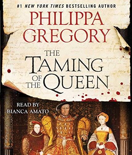 The Taming of the Queen (Compact Disc): Philippa Gregory