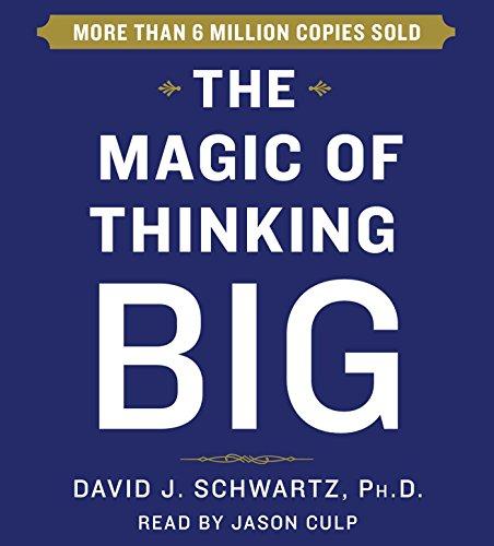 9781442390904: The Magic of Thinking Big