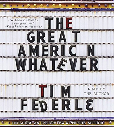 The Great American Whatever: Tim Federle